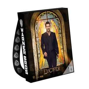 Comic Con Lucifer Backpack Tote Bag